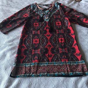 Dresses & Skirts - Boho tunic dress